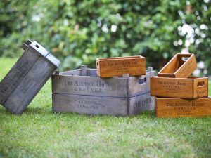 Clearance Wooden Crates