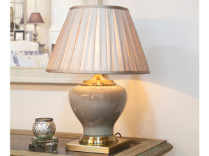 Glass & Ceramic Table Lamps